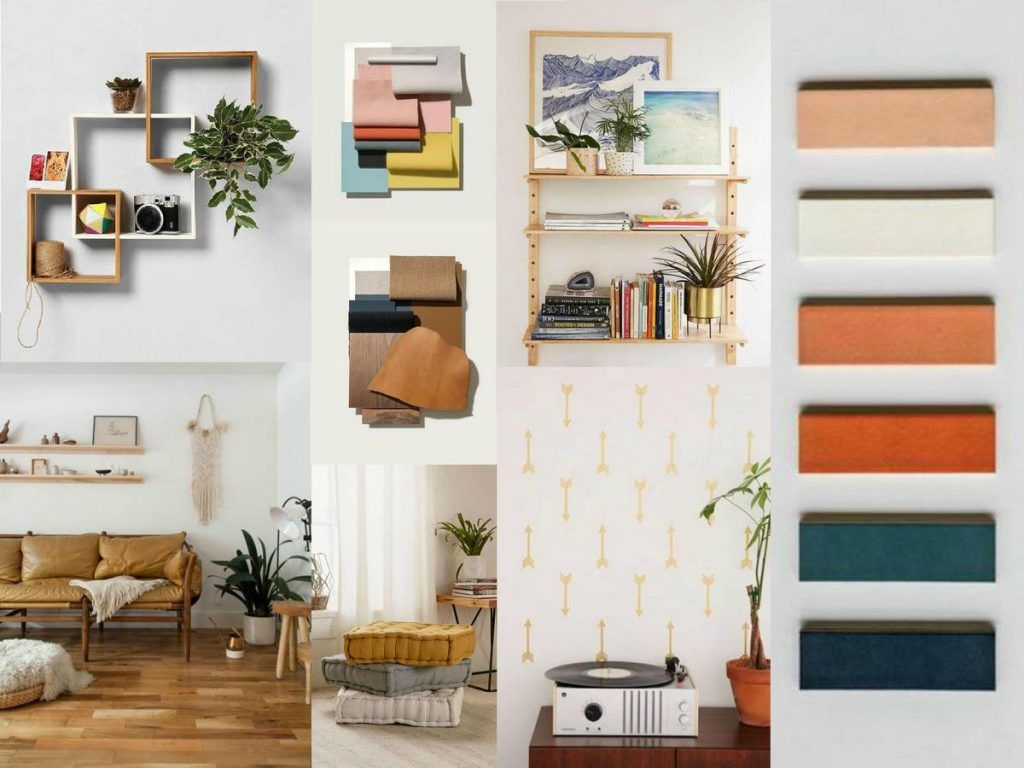 6 Tips For Creating And Presenting A Design Board To Your Interior Design Client Sampleboard Blog Interior Design Boards Interior Concept Board Design