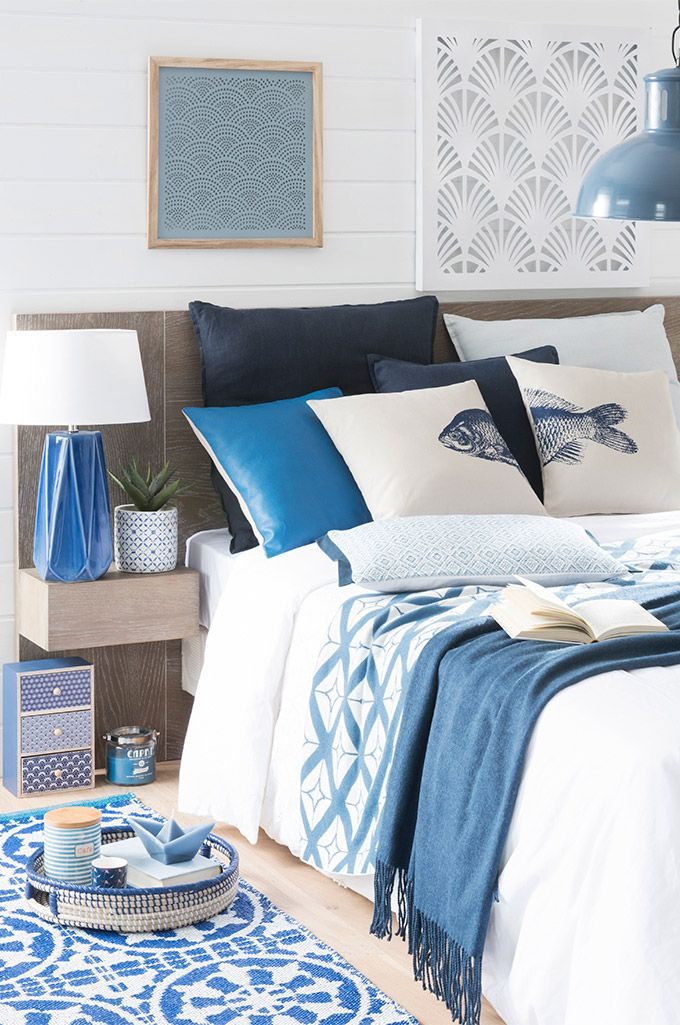 tendance capri bord de mer maisons du monde style bord de mer tendance deco bord de mer. Black Bedroom Furniture Sets. Home Design Ideas
