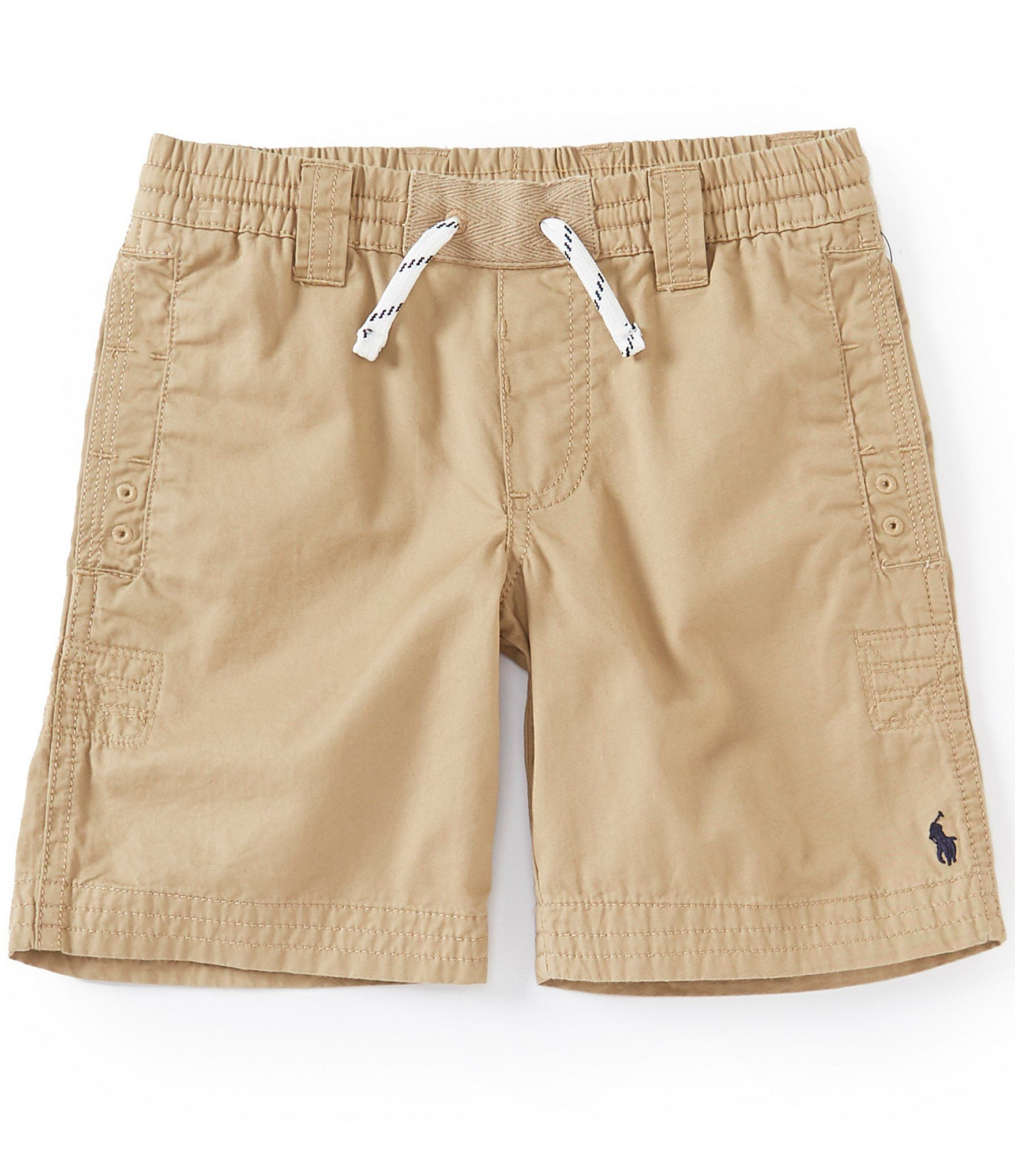 Polo Ralph Lauren Little Boys 2T-7 Parachute Twill Shorts - 7