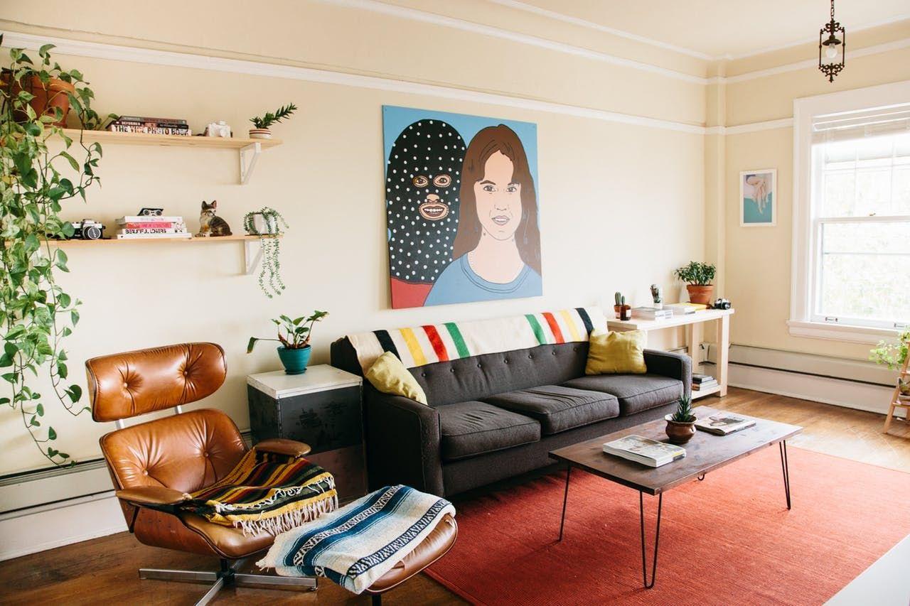 Apartment Decorating Rental Couples