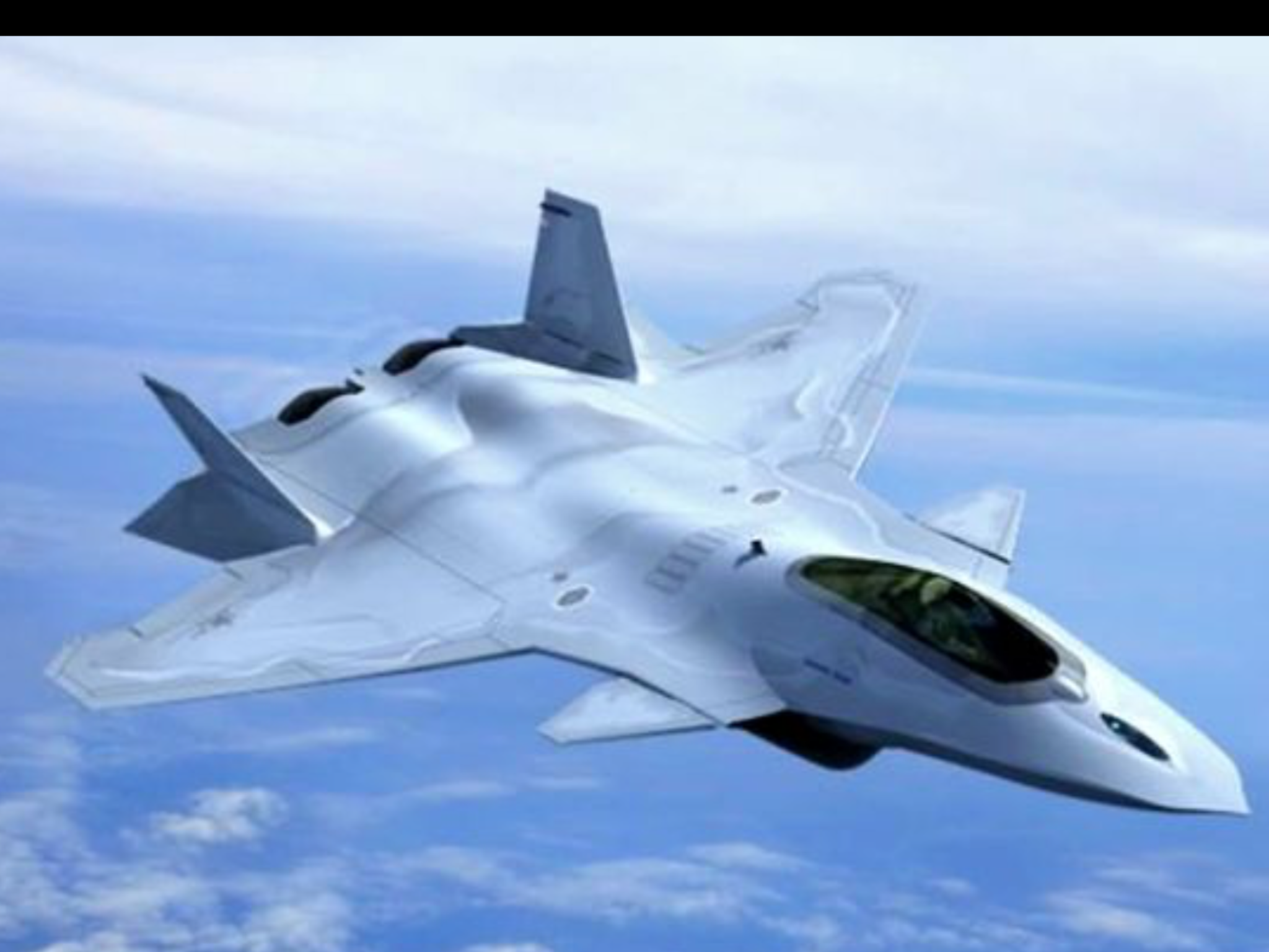 With the recent advances in technology and design aircraft concepts - One New Concept By European Aerospace Giant Airbus Is A Stealthy Two Seater At A Briefing In Germany Airbus Discussed A Possible Replacement For The