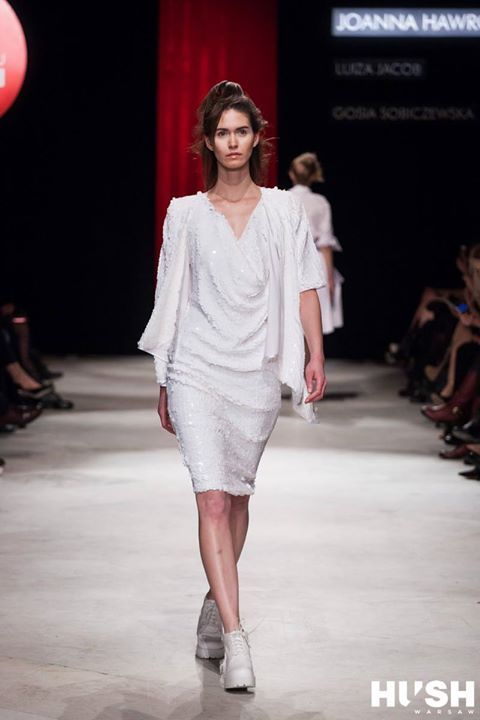 Joanna Hawrot - recommended by HUSH Warsaw- fashion trade situated in the capital of Poland. #joannahawrot #stylestalker #hushwarsaw #hushselected #begindesire #fashiontrade