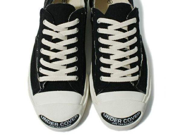 fd2865f515d3a3 Undercover x TAKAHIROMIYASHITA TheSoloIst. Canvas Low Sneaker ...