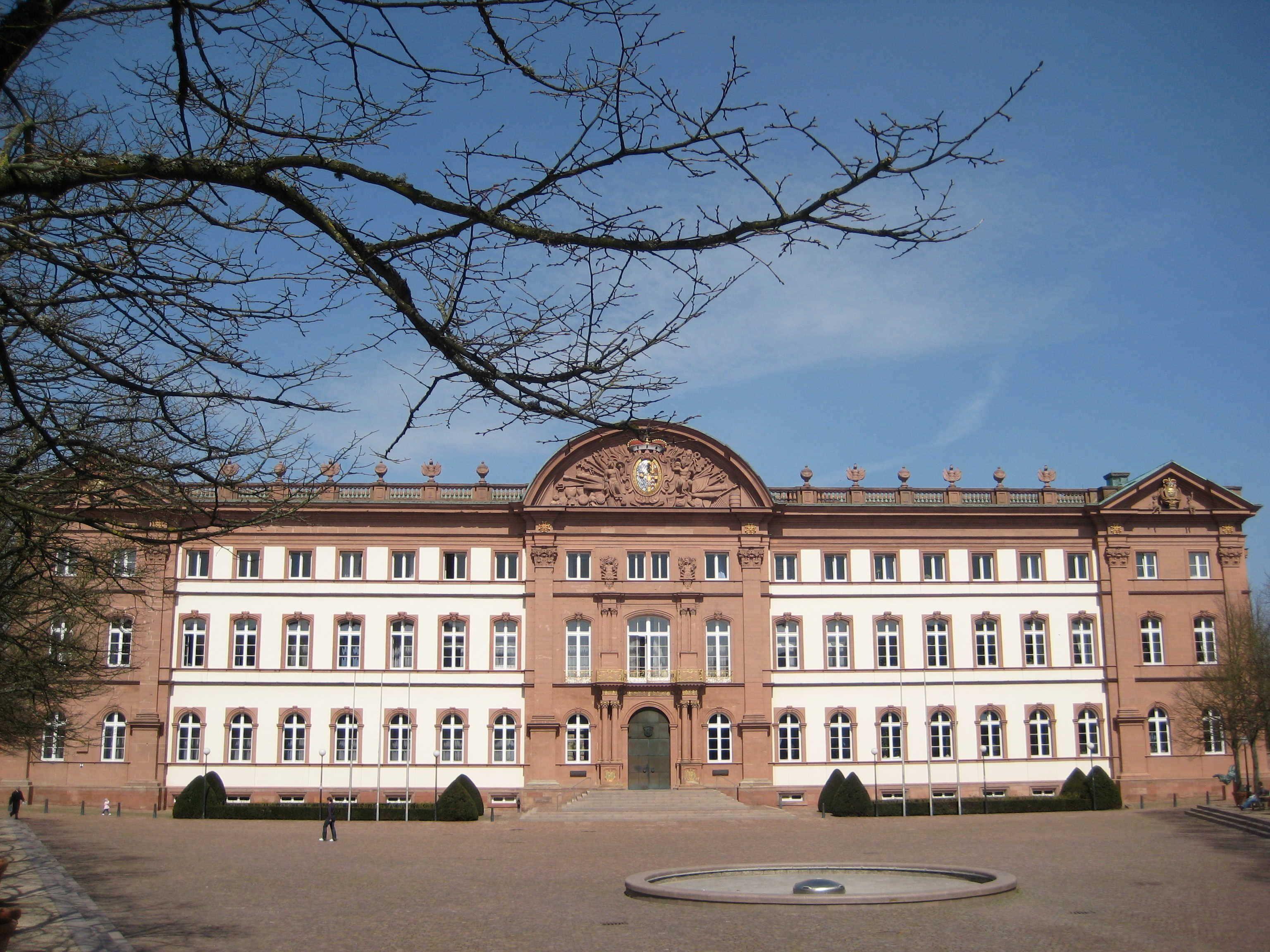 Fresh Zweibrucken Castle in Germany