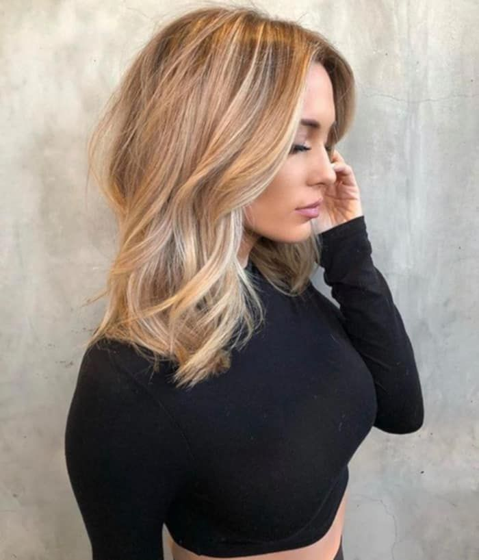 Sand Storm Blonde is The New Low-Maintenance Hair