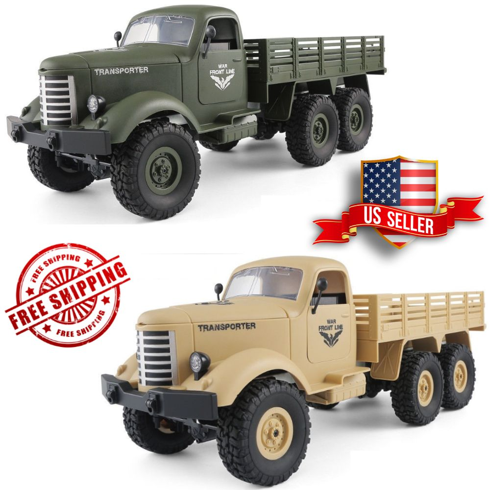 RC Model Vehicles and Kits 182181: Off-Road Remote Control