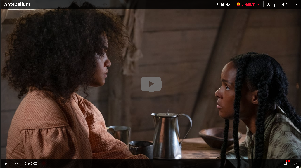 Hd Antebellum 2020 Pelicula Completa En Espanol Gratis In 2020 Full Movies Full Movies Online Free Streaming Movies