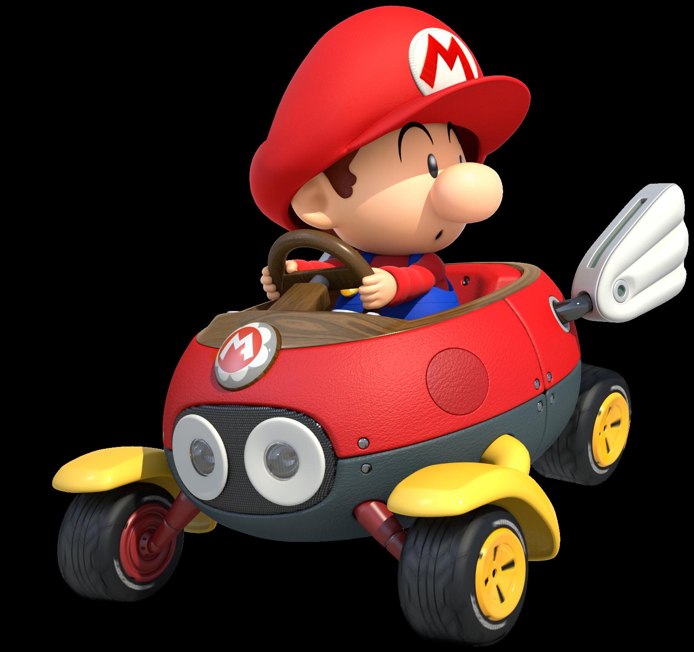Baby Mario Mario Kart Wii Mario Kart Characters Mario Kart