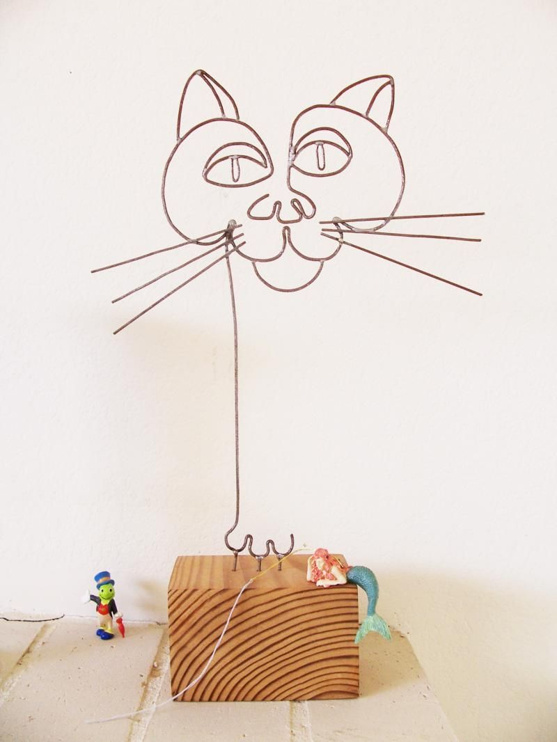 Wire Sculpture For Kids