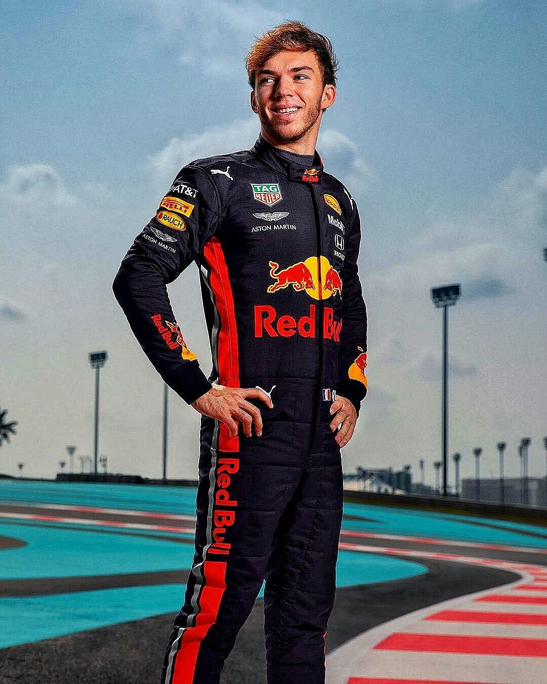 2019 French GP French driver Pierre Gasly, driving for