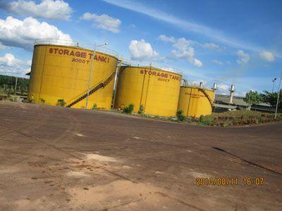 Crude Oil Storage Tank Oil Storage Palm Oil Storage Tank