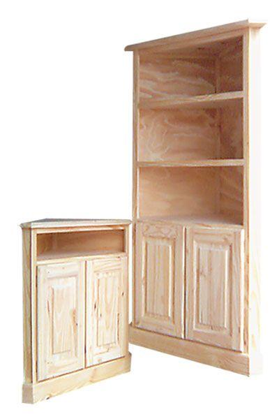 Esq peque o esquinero pinterest muebles muebles de - Muebles de esquina ...