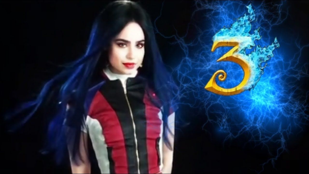 Descendants 3 Descendientes 3 Evie Behind The Scenes Youtube Descendientes Descendientes 3 Personajes De Descendientes