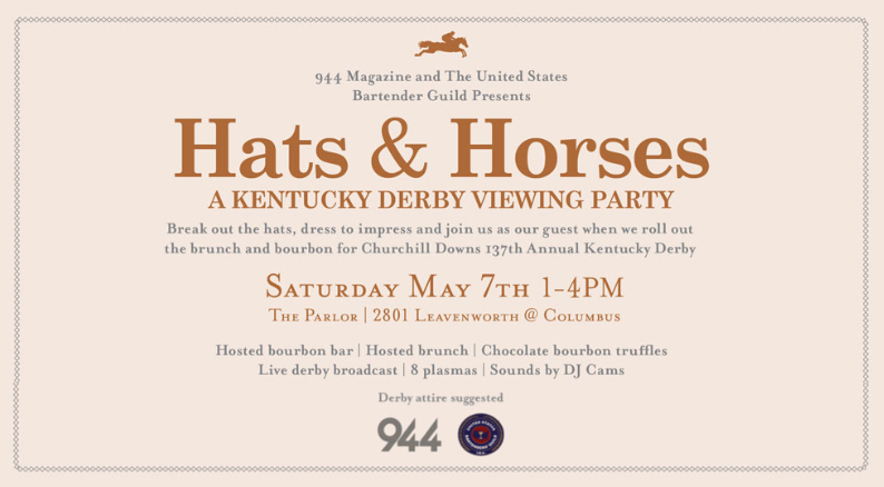 House Of Thorns Kentucky Derby Party Hats Horses Party Ideas