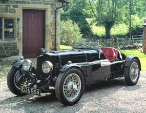 What Aston Martin Le Mans Meant In The 1930 S Classic Cars