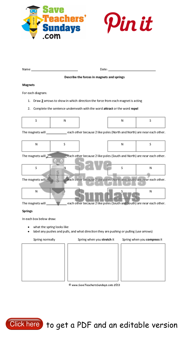 worksheet Bill Nye Magnetism Worksheet collection of worksheet on magnetism pdf adriaticatoursrl magnets grass fedjp study site
