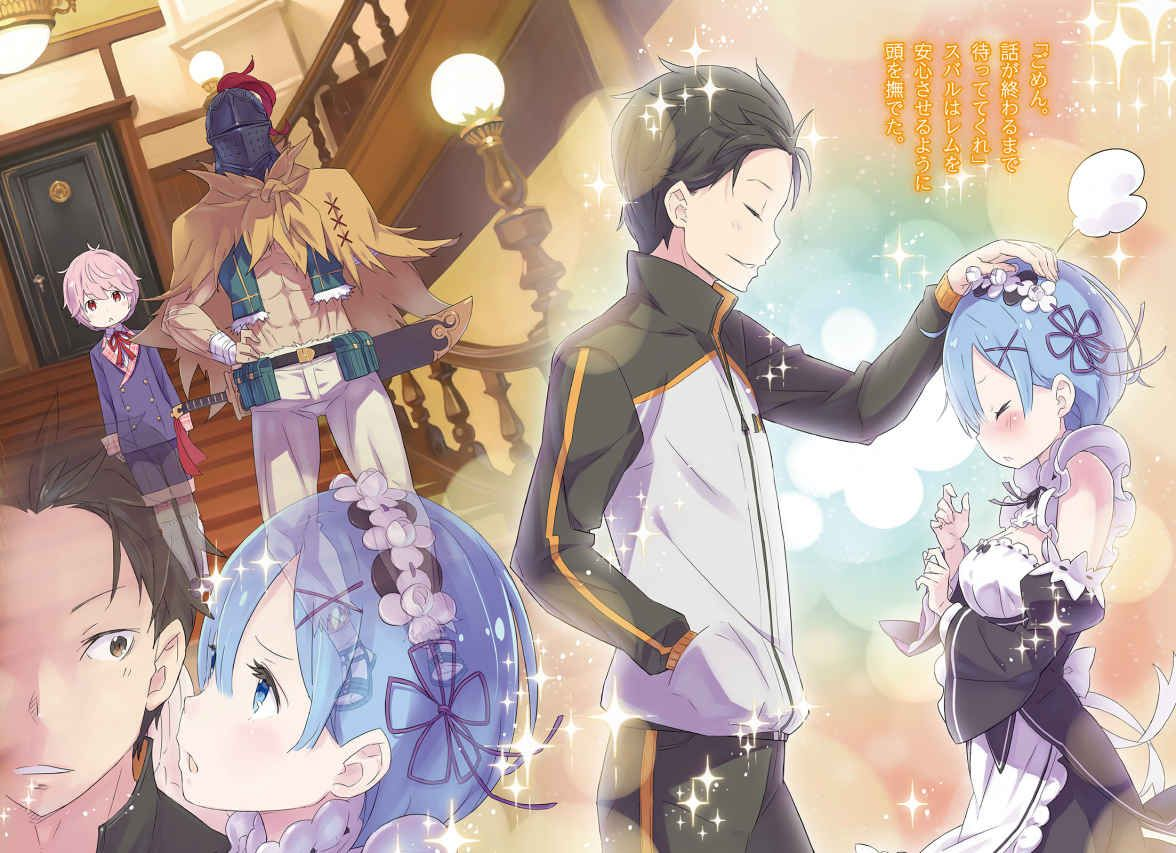 Wallpaper Re: Zero Starting Life In Another World, Emilia