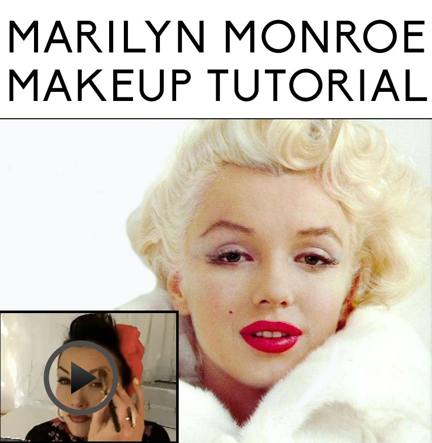 Marilyn Monroe Makeup http://sulia.com/channel/beauty-spas ...