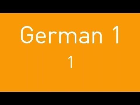 Ab A1 Eine Ganze Serie Von Videos Um Deutsch Zu Lernen