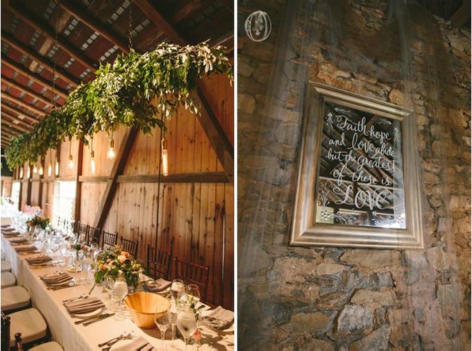 Michelle Brent Rodale Institute Barn Wedding Kutztown PA