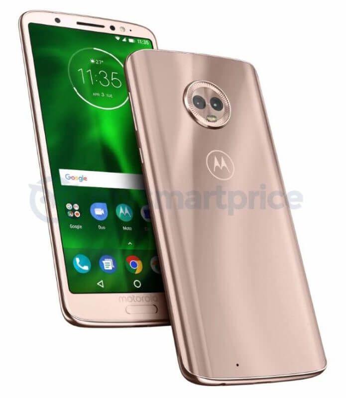 Motorola Moto G6 Reihe Neue Bilder Celulares Celular Acessorios