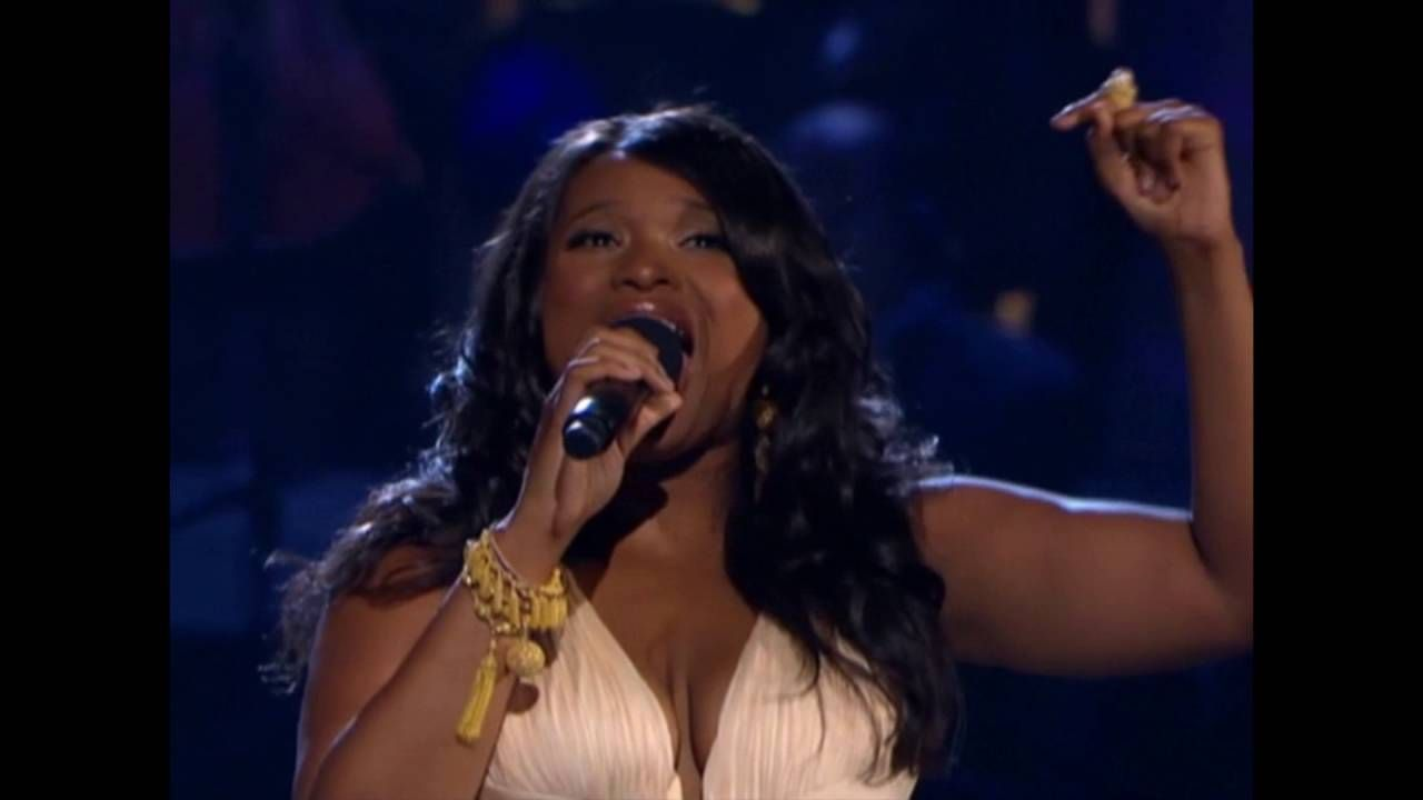jennifer holliday and jennifer hudson