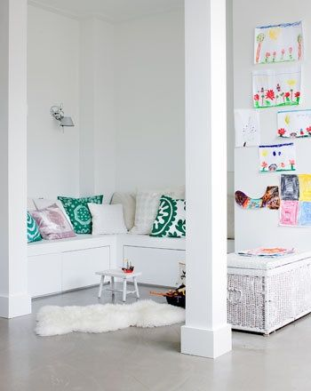 Interior Inspiration From VTWonen | Kinderhoek woonkamer | Pinterest ...