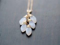 Aspen Necklace from Saressa Design ($130)