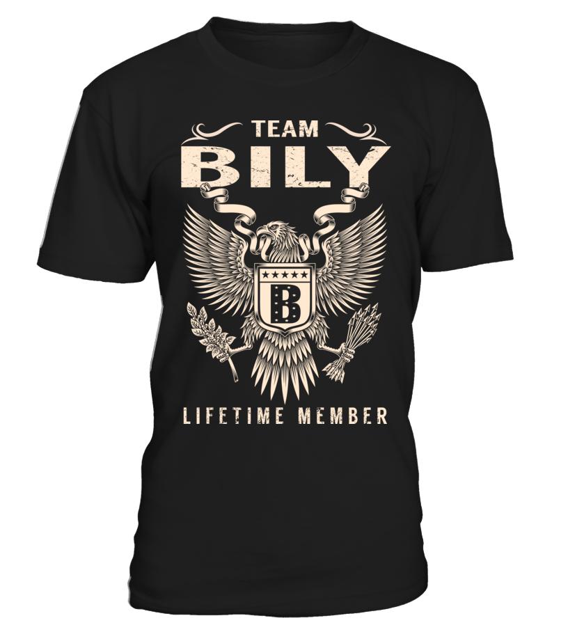 Team BILY - Lifetime Member