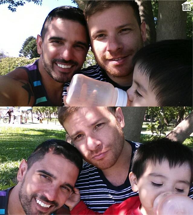 son seeking dad gay