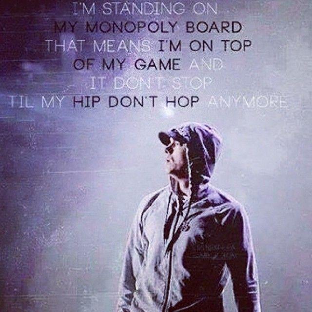 Eminem Quote From No Love Eminem Lyrics Eminem Quotes Eminem Songs
