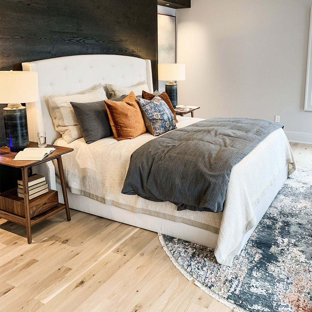 Serene Master Bedroom in the 2019 This Old House Idea