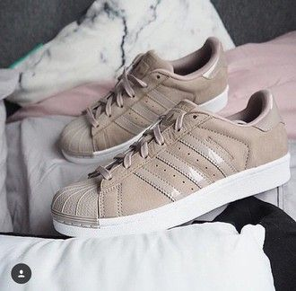 e05cc2a86ddc shoes adidas supercolor beige nude adidas superstar adidas superstars