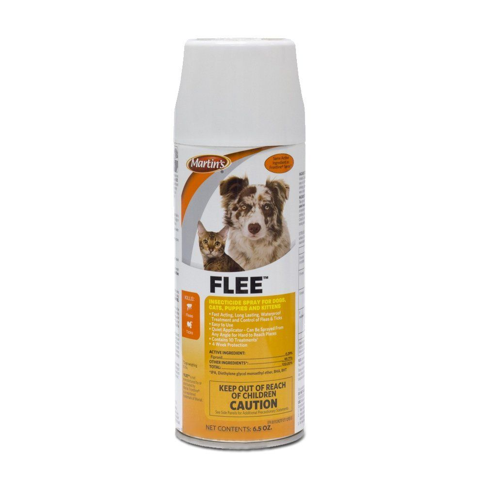 Flee Dog Cat Puppy And Kitten Flea And Tick Spray 6 5 Oz Can Learn More By Visiting The Image Link Th Cat Fleas Flea And Tick Spray Flea Spray For Dogs