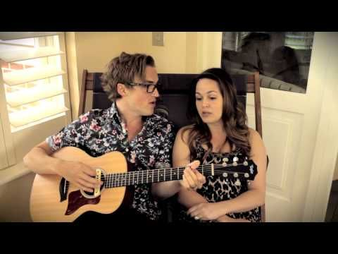 "Cover of ""It Ain't Me Babe"" by Tom Fletcher from Mcfly, with his wife Giovanna. They're seriously the cutest."