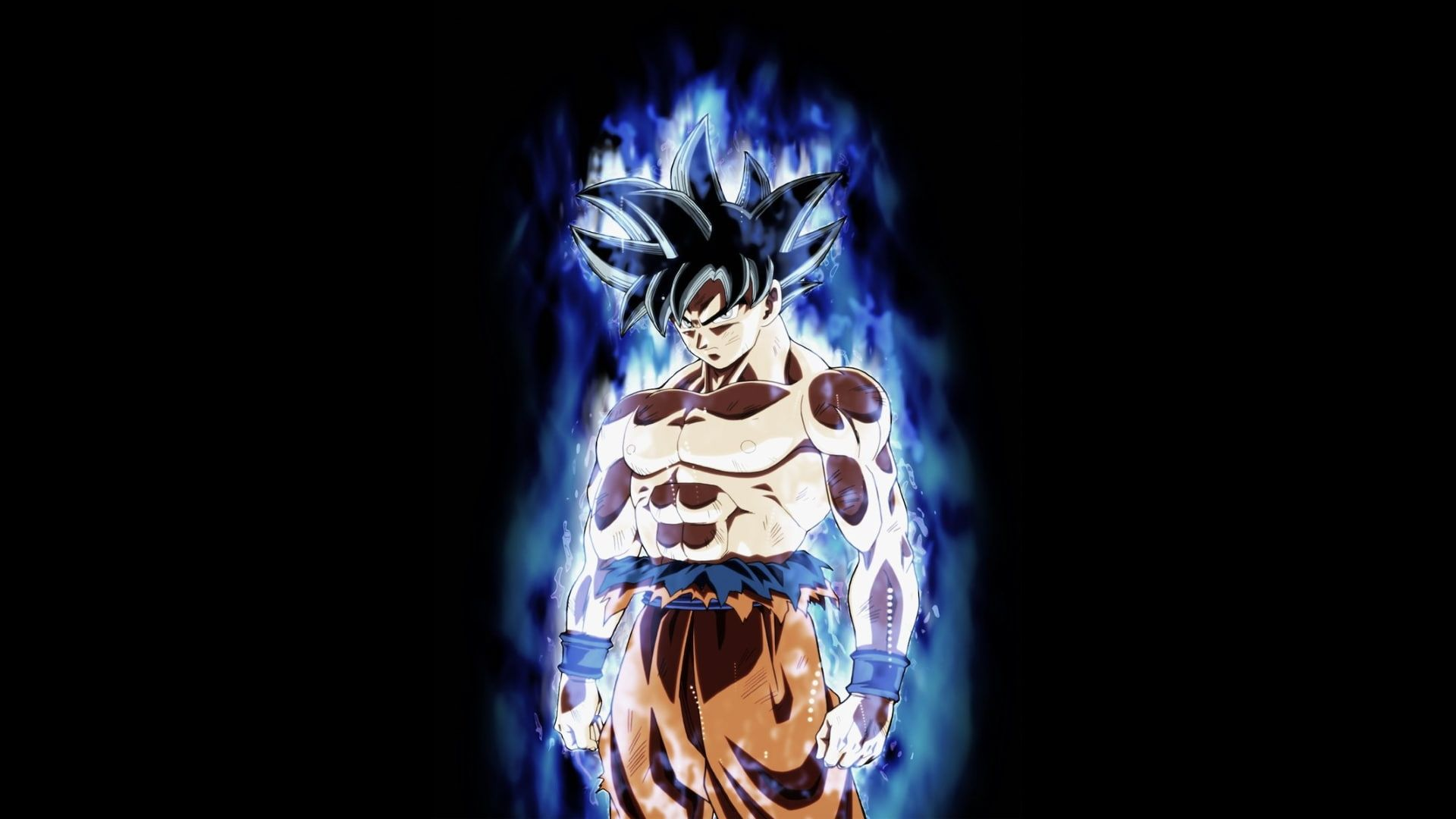 Dragonball Goku Ultra Instinct Live Wallpaper
