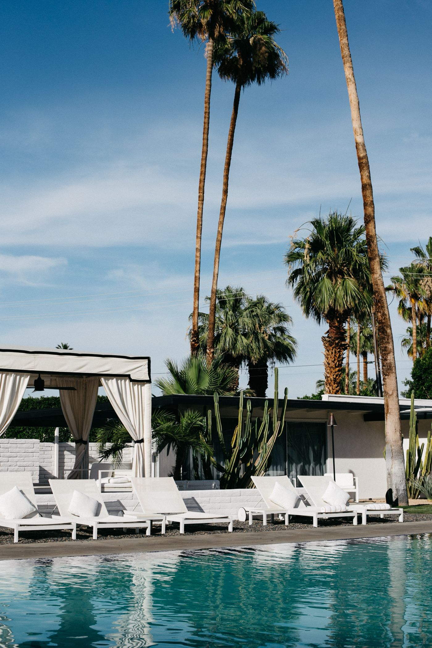 L Horizon Palm Springs Hotel Review