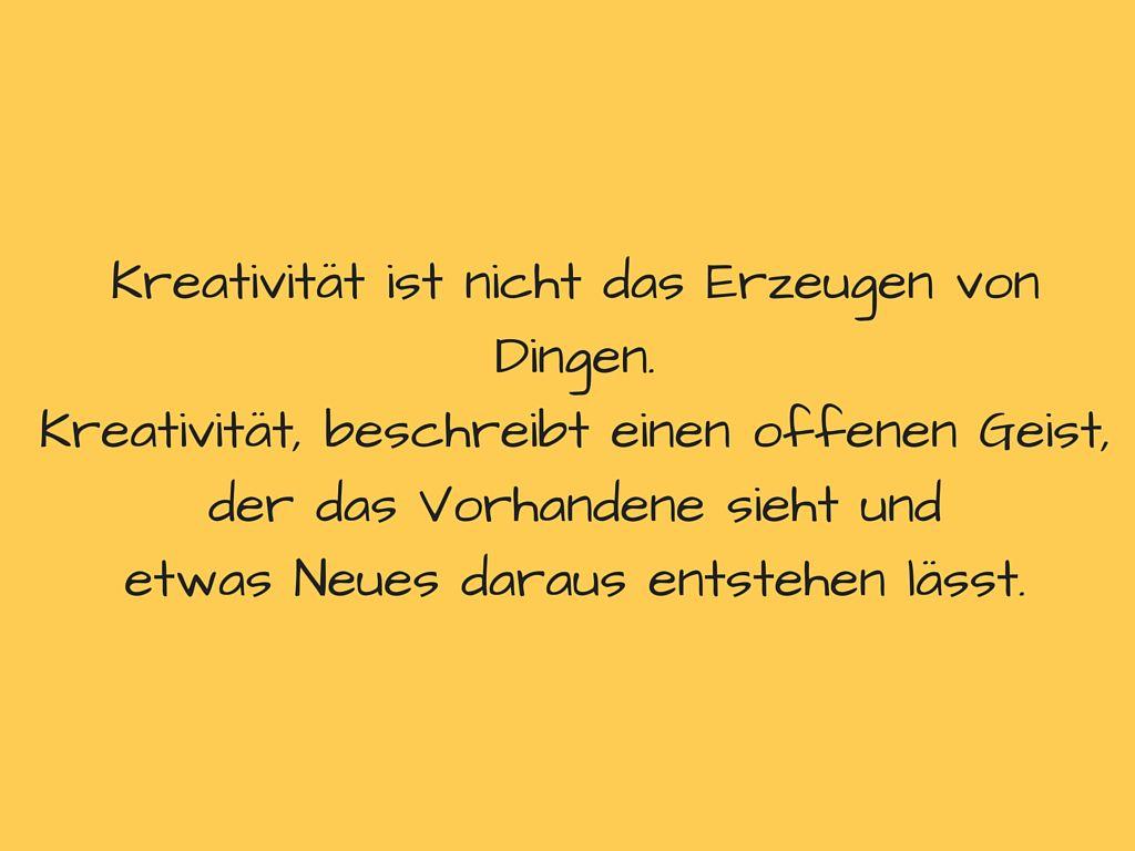 Artikel Zum Thema Kreativität Kann Man Kreativität Erlernen