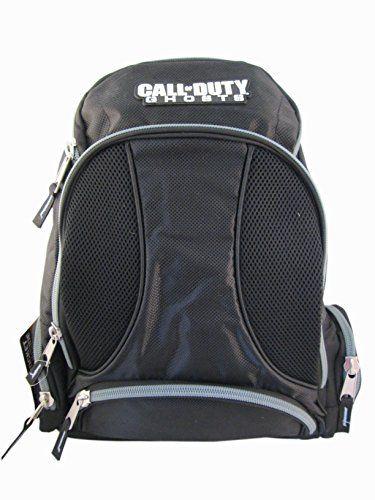 Call of Duty Ghosts 18 Inch Backpack - Black Call of Duty  3a90e389ca501