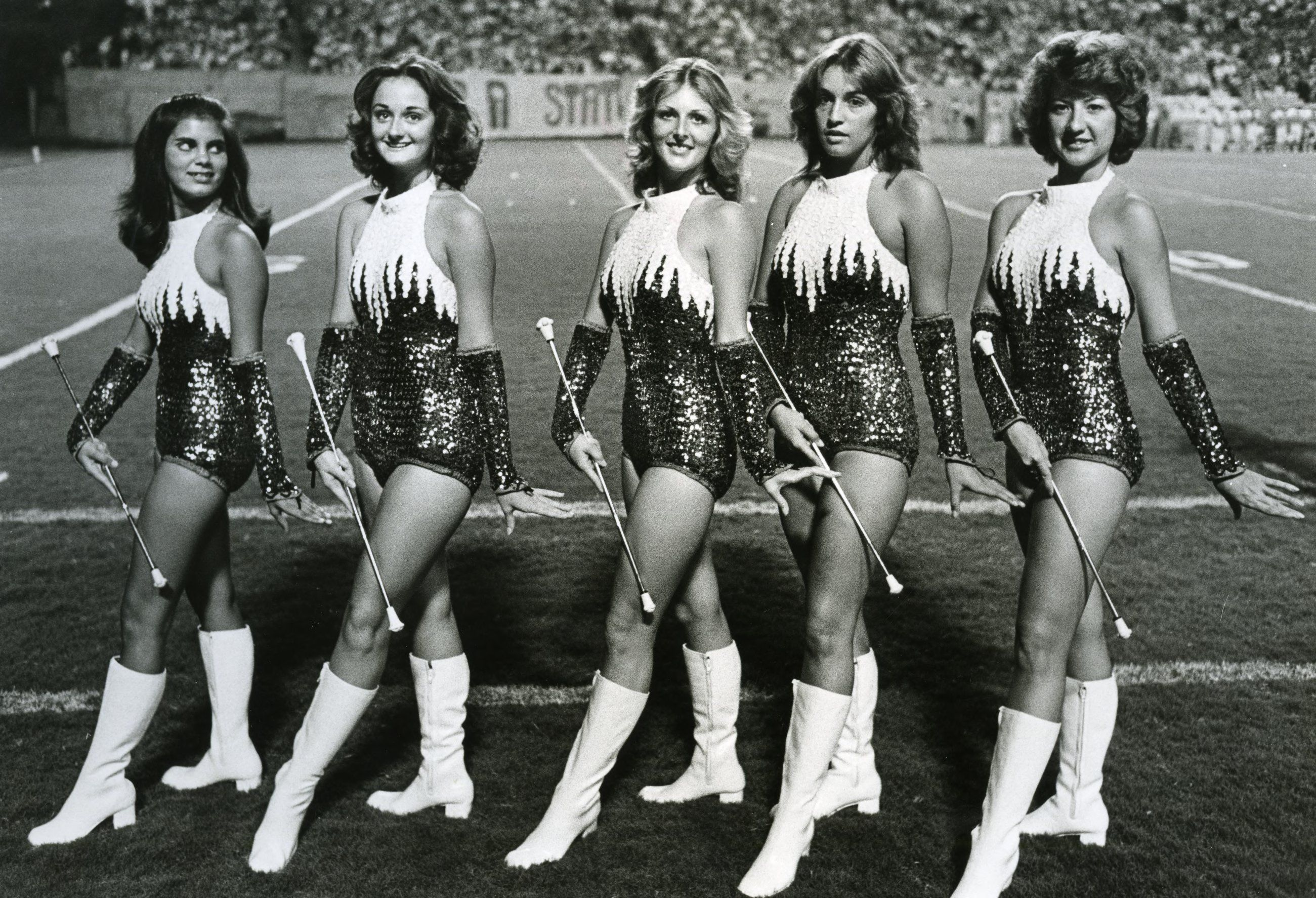 how to become a majorette in college