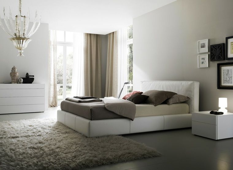 Decoracion cortinas dormitorios cortinas bedroom decor for Cortinas para dormitorio matrimonial