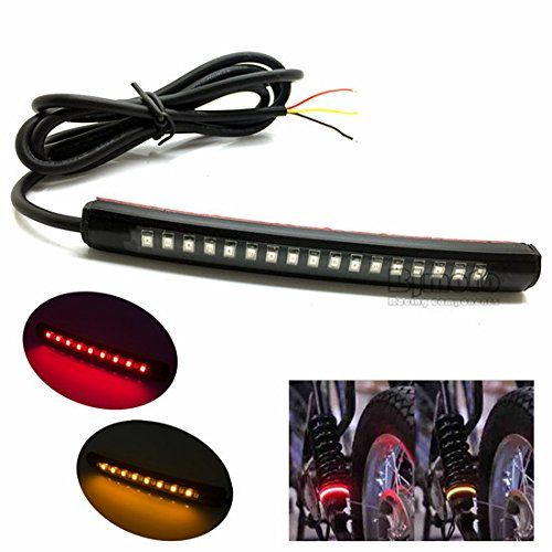 Led strip lights il motorcycle taillights photo 107