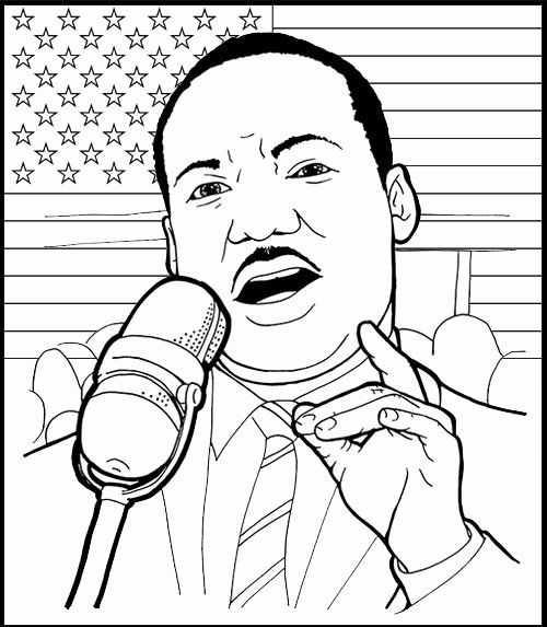 Lincoln Memorial Coloring Page Beautiful Martin Luther