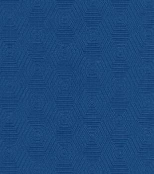 Hgtv Home Upholstery Fabric 57 Quot Hex Appeal Cobalt