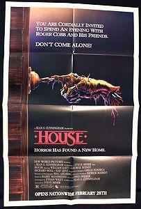 House (1986) - #Halloween #Horror #HomeTheater