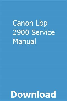 Canon lbp-1260 printer service repair manual | copiers technology news.