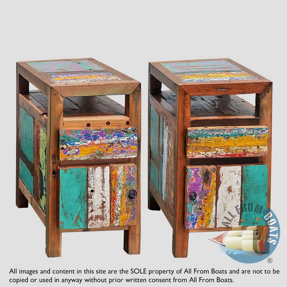 Made Bedside Tables