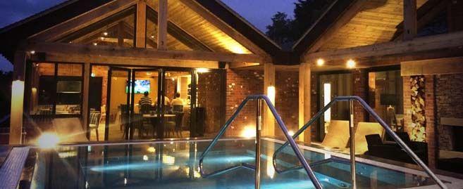 Luxury Spa Hotels Moddershall Oaks Country Retreat Staffordshire
