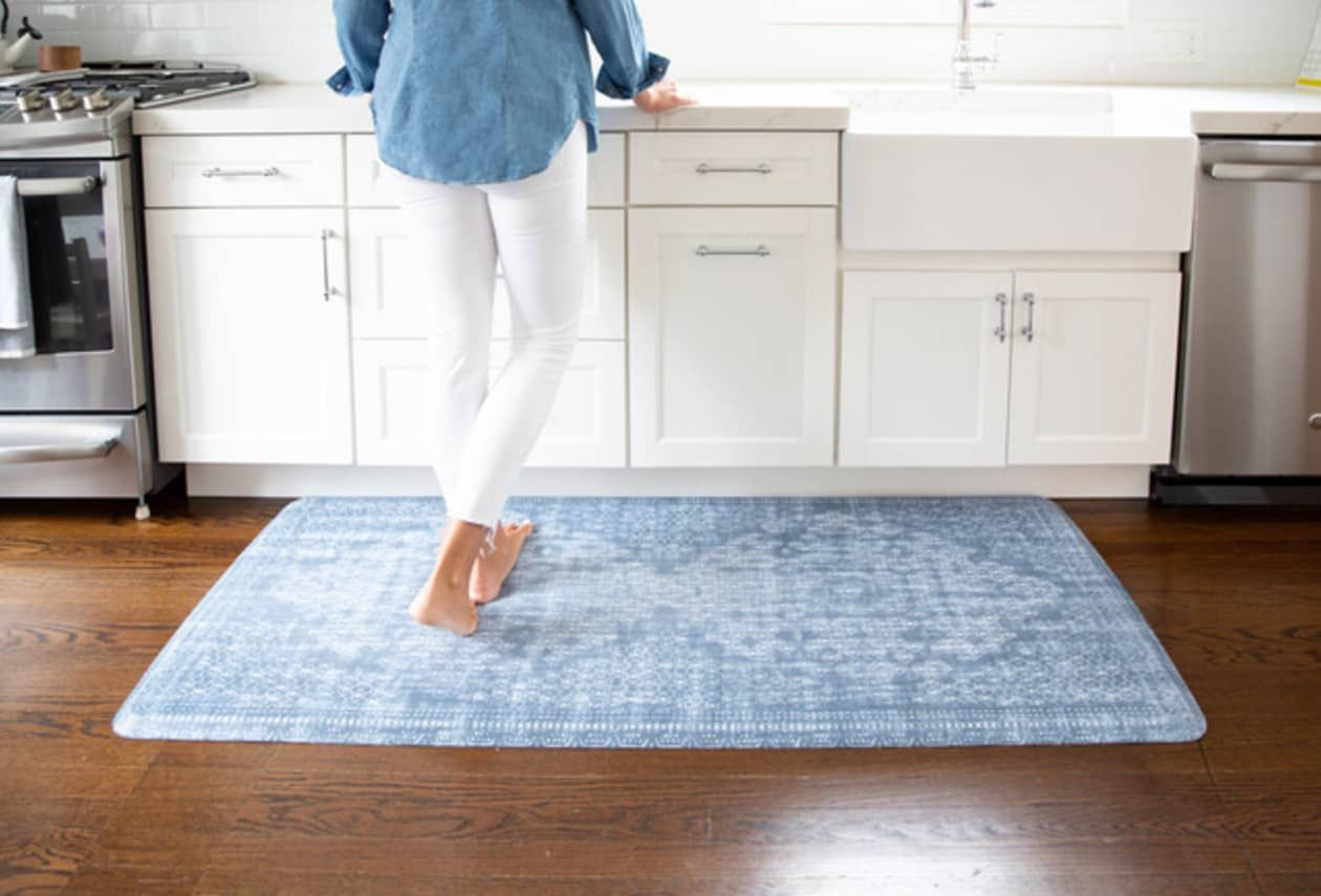 This Kitchen Mat Kickstarter Reached Its Goal In 7 Minutes And