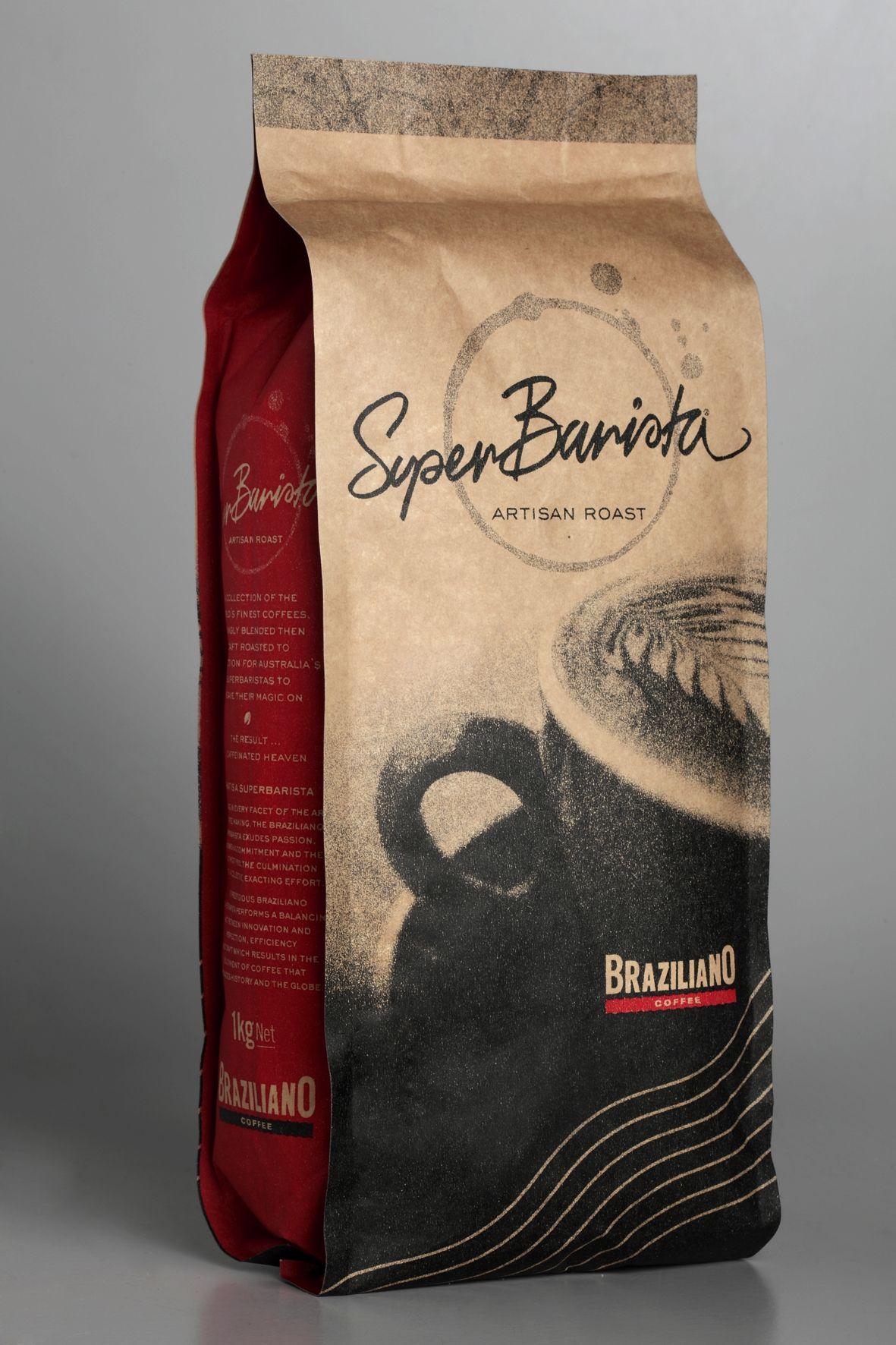 SuperBarista Artisan Roast Pack application Tea